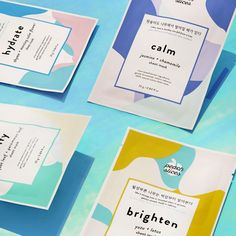 These Foolproof Korean Face Masks Are Perfect for Summer