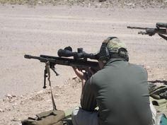 Shooting the DTA SRS .308 at a long range precision rifle class in Arizona last Fall. Why you shoot DTA: - The bullpup design allows for a full length barrel in a compact, easy to handle profile. Excellent trigger.