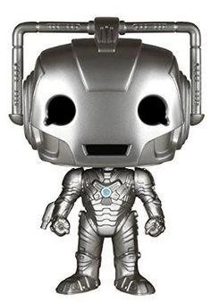 loose figure Doctor Who-La dixième planète Cyberman