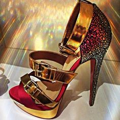 Christian Louboutin Heels - one day.....