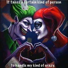 Harley n joker luv