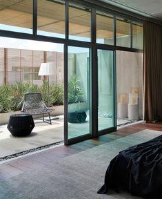 """Casa Cor Rio 2013″ Bedroom Concept by Gisele Taranto Arquitetura"