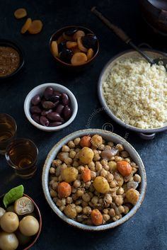 This Vegan Chickpeas with Moroccan Spices is not just for vegans! The lovely aromatic dish is very filling, and perfect as a light, nutritious main dish.