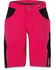 Lightweight, comfortable, water repellent -- What else could you want from a women's mountain biking short? ----> http://mtnweekly.com/reviews/bicycling/bike-apparel/dakine-womens-tempest-shorts-review