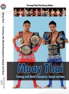 Muay Thai Training with World Champions: Saiyok and Kem