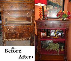 brain blobs and verbal vomit: Furniture Facelift!
