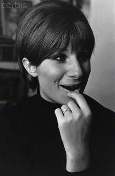 Actress and Singer Barbara Streisand, 1965