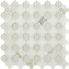 Artistic Tile - Vetromarmi - Arpell Bianco