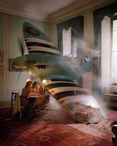 We are huge fans of the photography work of English-born Tim Walker, who turns fashion shoots and celebrity portraits into fine art showcases. There a...