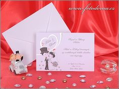 Svatební oznámení 3248