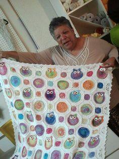 Lo que hizo nuestra amiga Gladys Hernandez. #puntoreves #3eraniversario