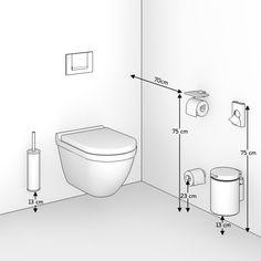 Ensuite Bathrooms, Washroom, Bathroom Plumbing, Bathroom Fixtures, Bathroom Design Small, Bathroom Interior Design, Retro Industrial, Bathroom Layout Plans, Interior Design Trends