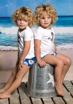 identical interracial twin