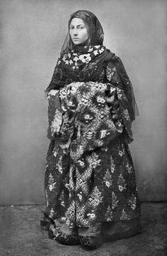 Avarian woman 1883