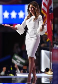 What we can expect from Melania Trump's style as America's new First Lady
