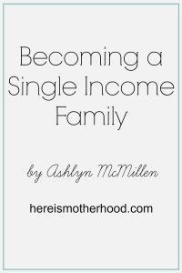how to be a stay at home mom, how to budget, how to live off of one income, budget, single income, SAHM