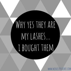 Fantastic Eyelash Quotes
