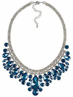 The Bomb Necklace - Nly Accessories - Blå - Smykker - Tilbehør - Kvinne - Nelly.com