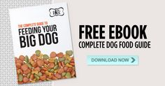 Free EBook: Complete Guide to Feeding your Dog Includes all the latest research on all the major dog food brands plus info on grain free and raw diet.