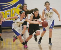Girls hoops: Greenfield, Regnerus power Crusaders past Toppers : Beaver Dam Daily Citizen
