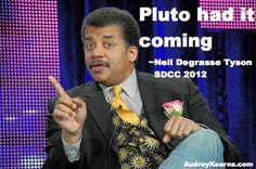 lol....poor pluto....