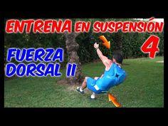 Vídeo-entrenamiento en suspensión (IV): dorsal