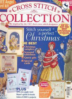 (1) Gallery.ru / Фото #1 - Cross Stitch Collection 073 рождество 2001 - tymannost