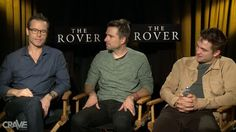 The Rover - Interview with Guy Pearce, Robert Pattinson & Director David Michôd