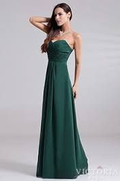 dark green prom dresses - Google Search