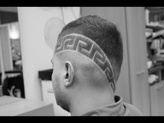 275 Новые технология Стрижки Haircut Hairstyle 2014 - YouTube