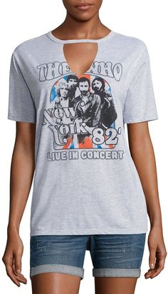 Hybrid Tees The Who on ShopStyle.