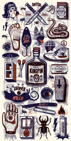 Skate graphic for Kingpin Skate Supply