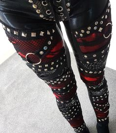 gotische Architektur in Atlanta GA Punk Fashion, Gothic Fashion, Lolita Fashion, Curvy Fashion, Fashion Boots, Emo Outfits, Cute Outfits, Badass Style, My Style