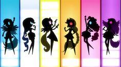 Theme Song - MLP: Equestria Girls - Rainbow Rocks! [HD]