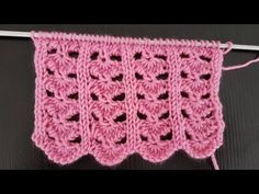 YouTube Knitting Videos, Knitting Charts, Knitting Stitches, Knitting Designs, Hand Knitting, Knitting Patterns, Kids And Parenting, Models, Crochet Top