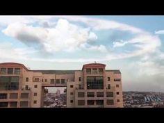 10/06/2016 - Jerusalem Sky Ring With Trumpets Phenomenon: Second Spot - YouTube
