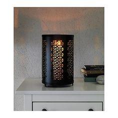 STABBIG Lanterne pour bougie bloc - IKEA
