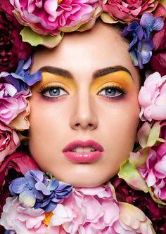 Editorial-Makeup-WINNER-makeup-competition-Vivianne-Tran1.jpg (724×1024)