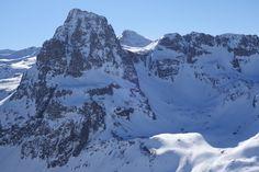 Anayet (2574 metros) y Vértice (2559 metros)