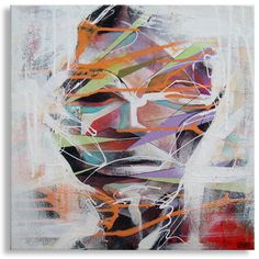 Abstract Portrait by Art By Doc, via Flickr