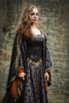 Her brothers had gone off to war with their father, she was lady of Mechelen now. And all those who sought to take advantage of her father and brothers' absence would rue their mistake.