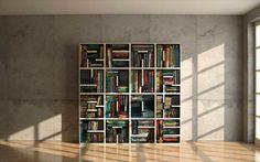 Bad-Ass Book Shelves – 50 Pics