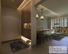 Built-in Mudroom Lockers .foyer , shoe cabinet ,entrance  storage.design chapters modern scandinavian living area