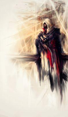 Assassin's Creed: #Ezio by DZU09