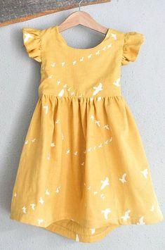 Savannah Handmade Dress | Etsy