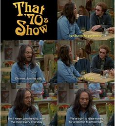 That '70s Show quote - Hyde & Leo