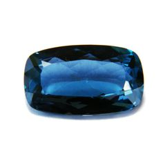 Clean! 5.01ct 14.4x8.4mm Cushion Natural London Blue Topaz, TOP Luster. Clean! 5.01ct Cushion Natural London Blue Topaz TOP Luster. 100% Satisfaction Guaranteed, Secure Payments. Shipped out within 24 hrs. Free Shipping By Registered Airmail. Delivery time within 12 - 21 business days. Topaz London Blue VVS Cushion Stunning Brazil.