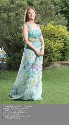 Vestido de Madrina By Benito Fernandez