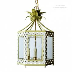 COLEEN AND COMPANYELSIE  LANTERN-  made to order in many colors