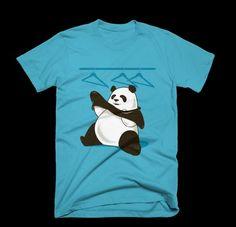 Outfit T-Shirt - Panda T-Shirt